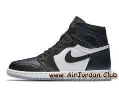new arrivals d18aa 0cbfa Homme Air Jordan 1 Retro High Og All-Star Chameleon 2017 907958 015 Chaussures  Nike jordan