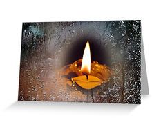 We'll Leave a Light On Greeting Card