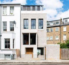Liddicoat & Goldhill | La Casa a Medida | The Tailored House | Londres, Reino Unido | 2015