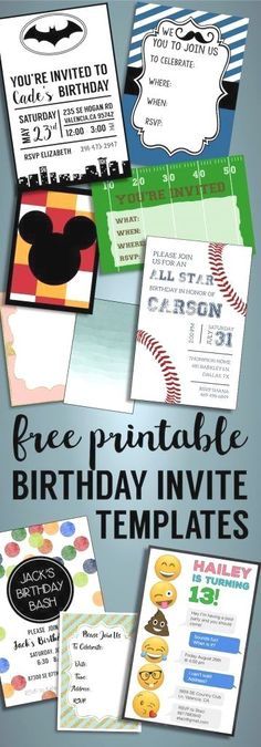Super science party invitations free for kids ideas Free Printable Birthday Invitations, Kids Birthday Party Invitations, Birthday Party Games, Diy Invitations, Printable Party, Diy Birthday, Birthday Ideas, Birthday Freebies, Birthday Design