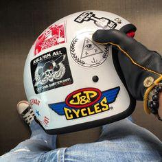 custom motorcycle helmet discover #motomood