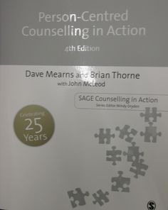 Person-centred counselling in action (2013)