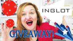 GIVEAWAY! $100 INGLOT HIGH END MAKEUP! (OPEN CANADA ONLY) #GIVEAWAY is LIVE! https://youtu.be/yvE2F6OtX8Y ENDS FEB 17th!