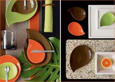 Modern design dinnerware