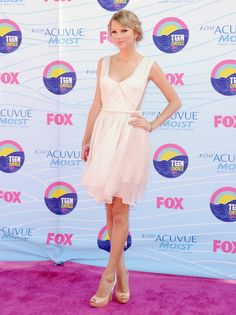 Taylor Swift - Maria Lucia Hohan - 2012 Teen Choice Awards.