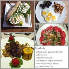 Lekker dagje weg.. Lchf, Detox, Paleo, Food, Beef Rib Steak, Essen, Yemek, Meals, Paleo Food