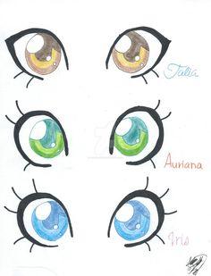 LoliRock!!! Eyes By kariahearts56789