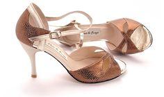 Paso de Fuego tango shoes