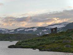 Sunset at Hardangervidda https://handbooking.tech.blog