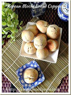 Korean Mochi Bread