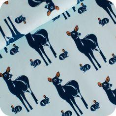 Oh Deer - bleu clair
