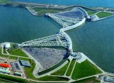 ... – The Zuiderzee and Delta Works Netherlands North Sea Protection