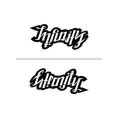 By unterart ambigram design Short Quote Tattoos, Word Tattoos, Couple Tattoos, Body Art Tattoos, Tattoo Drawings, I Tattoo, Tatoos, Tatoo Lettering, Typography Letters