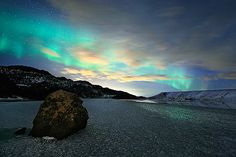 21. See the Northern Lights.