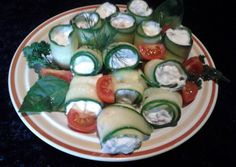 Amy's cucumber wraps Recipe -  Are you ready to cook? Let's try to make Amy's cucumber wraps in your home!
