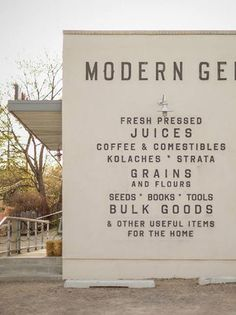The Santa Fe Guide | Modern General