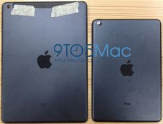 First Photos of the iPad 5 Rear Shell Show a Significantly Smaller Enclosure - Mac Rumors