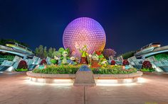 This is EPCOT