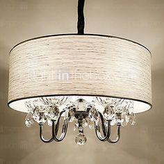 5w Lámparas Colgantes ,  Moderno / Contemporáneo Galvanizado Característica for Cristal / Los diseñadores MetalSala de estar / Dormitorio 2017 - $176385