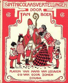 Sint Nicolaas vertellingen 1928