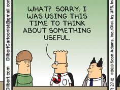 Dilbert Performance Review Generator  Laughter    Work