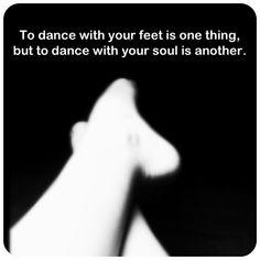 Dance quote!