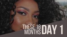 VLOG   THESE 18 MONTHS: My Life Day 1   LIFE UPDATES  I've decided that I can drastically change my life in 18 months. I also decided I'd share this journey with you all. #PressPlay to see #These18Months: DAY 1 ‼️💋🆎