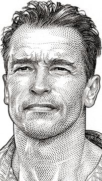 "Wall Street Journal Hedcuts  ""If they don't have the guts to come up here in front of you and say, 'I don't want to represent you, I want to represent those special interests, the unions, the trial lawyers ... if they don't have the guts, I call them girlie men."" –describing Democratic lawmakers in California"