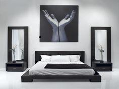 Zen Bedroom...love it