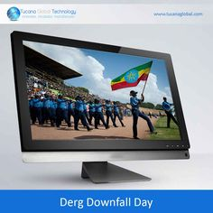 Today is National Day of #Ethiopia. Happy #DergDownfall Day.