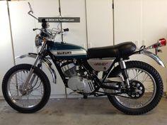 Suzuki Bikes, Suzuki Motorcycle, Japanese Motorcycle, 3rd Wheel, Mini Bike, Dirt Bikes, Vintage Motorcycles, Scrambler, Bullshit