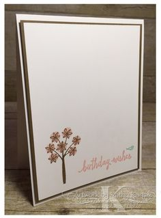 Four Cards, One Design (Spring)