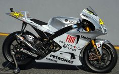 Yamaha M1 2009 Valentino Rossi