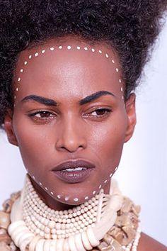 theblackbeauties. — somalibeauty: The Face Yasmin Warsame