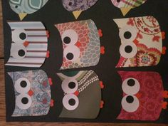 owl cubby and name tags Classroom Board, Classroom Fun, Classroom Displays, Cubby Labels, Cubby Tags, Owl Babies, Baby Owls, Daycare Cubbies, Owl Name Tags