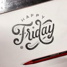 friday | anthonyjhos via ink361.com