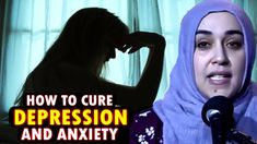 Yasmin Mogahed Powerful lecture about how to cure Depression and Anxiety Yasmin Mogahed received her B. Degree in Psychology and her Masters in Journalism . Beating Depression, How To Cure Depression, Light Therapy Depression, Depression Treatment Centers, Co Parenting, Getting Out, Reading