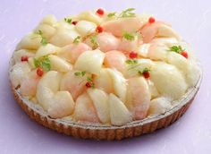 FruitscakeFactory : 桃のタルト   Sumally (サマリー)