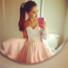 Ariana Grande | Inspiration for Photography Midwest | // www.babesngents.com // #babesngents