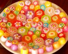 Japanese traditional candies