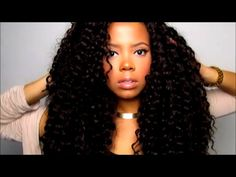 Crochet Braids on Pinterest Marley Hair, Tree Braids and Protective ...