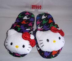 6ee6e2fe9ad Hello Kitty Bedroom Slippers Hello Kitty Bedroom