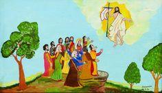 José Assunção Ascenção de Cristo – 35 x 60 cm OSE – Ass. CID e Dat. 1974