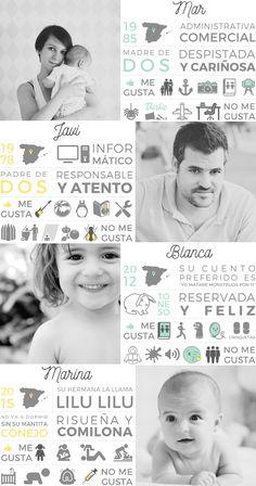 "A1 - Tu familia. De ""Amarillo Oh!"" Blog de Sarai Llamas - yVolar"