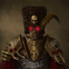 Warhammer Database Vostroyan Firstborn by Samuel Allan Warhammer 40k Memes, Warhammer Art, Warhammer 40000, Warhammer Models, Warhammer Imperial Guard, 40k Imperial Guard, Imperial Army, Warhammer Fantasy, Character Concept