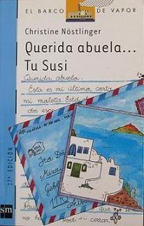 Susi, una niña de nueve años, está de vacaciones en Grecia y todos los días escribe una carta a su abuela. La niña está muy contenta porque va a volver a ver a su amigo Paul. Pero… ¿qué pasará cuándo se reencuentren después de tanto tiempo? Una historia tierna sobre la comunicación entre una abuela y su nieta.