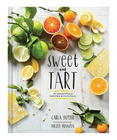 Look what I found on #zulily! Sweet & Tart Hardcover #zulilyfinds
