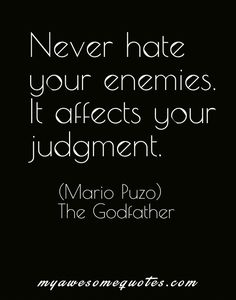 www.myawesomequotes.com - Mario Puzo Quote - Awesome Quotes For Everyone