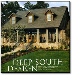 Fabulous single story house plans with wrap around porch for Acadian cottage house plans