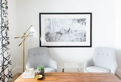 Modern Home Office || Studio McGee